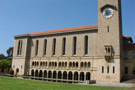 Winthrop Mba Admissions by Of Western Australia