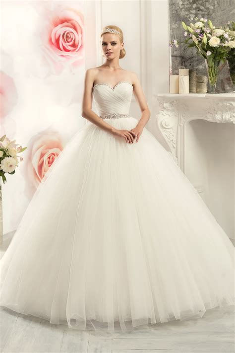 2016 gown sweetheart wedding dress shiny beaded