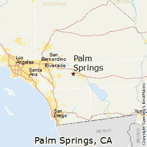 best places to live in palm springs california