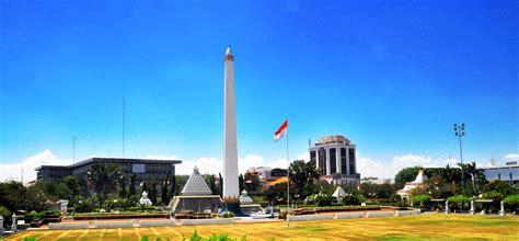 Air 2 Di Surabaya rahasia di balik pembangunan tugu pahlawan yang jarang