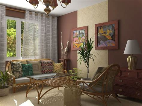 20 natural african living room decor ideas
