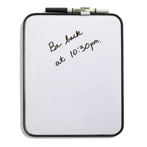 erase board magnetic erase board the container store
