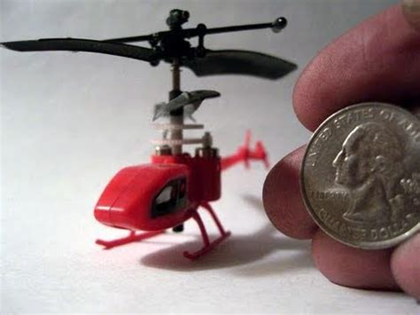 new worlds smallest rc helicopter 2011(micro elicottero