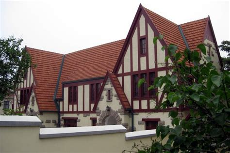 german style house german style house in badaguan area photo
