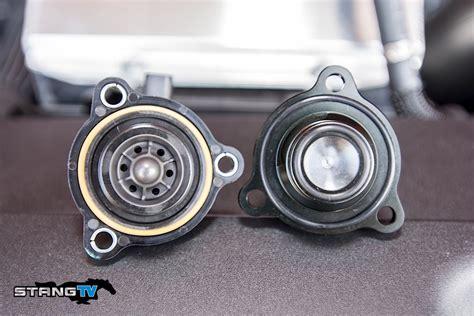 Stang Seherstang Piston Ts 125npp turbosmart valve for 2015 mustang ecoboost