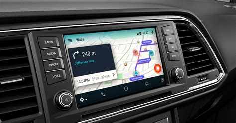waze for android waze for android auto goes official as alternative to maps autoevolution