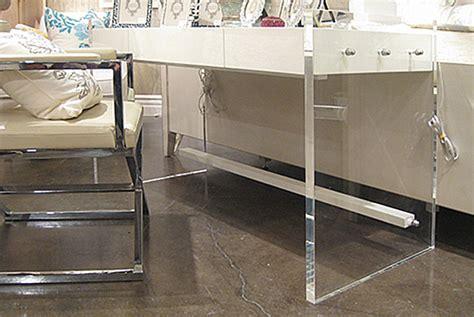 acrylic home office desks   interior design