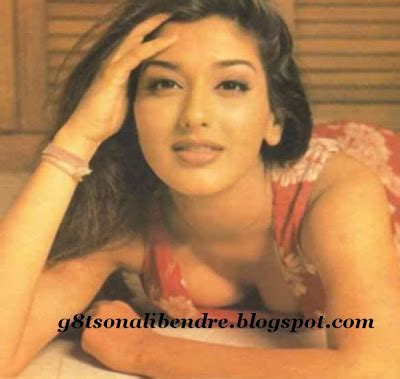 gorgeous sonali bendre !: thinking about you