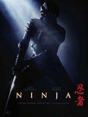 film ninja wars ninja film 2009 allocin 233