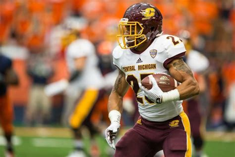 Central Michigan Ranking Mba by College Football Rankings Central Michigan Chippewas