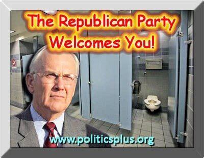 Closeted Republicans how many republicans fit in a closet politics plus