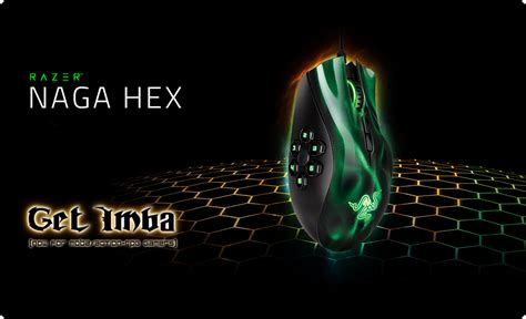 Razer Naga Hex Green Gaming Mouse magicka wizard wars on steam
