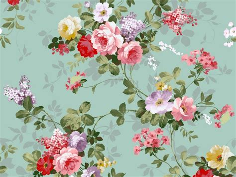 vintage flowers pattern vintage floral wallpaper pattern wallmaya