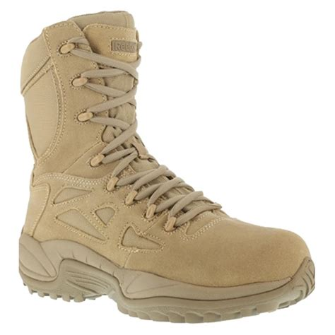 Sepatu Boot Safety Kickers Atambua Steel Toe s reebok 8 quot rapid response rb ct sz tacticalgear