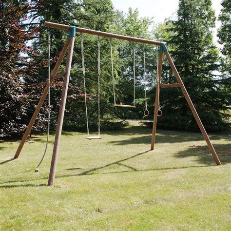 balancoire pour portique trapeze soulet