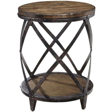 unusual accent tables unique rustic end table furniture pinterest