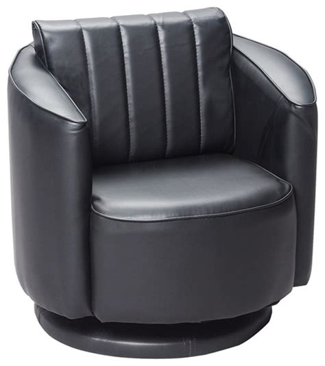 kids black armchair gift mark home kids children adult upholstered swivel chair armchairs and accent