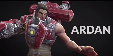 Ardan Vg ardan build guide how to get with the vanguard a