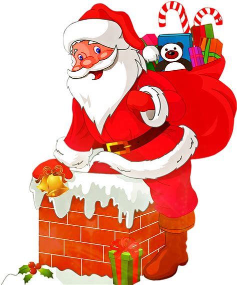 free illustration santa claus christmas nicholas free