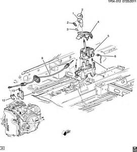 chevrolet cruze shift automatic transmission