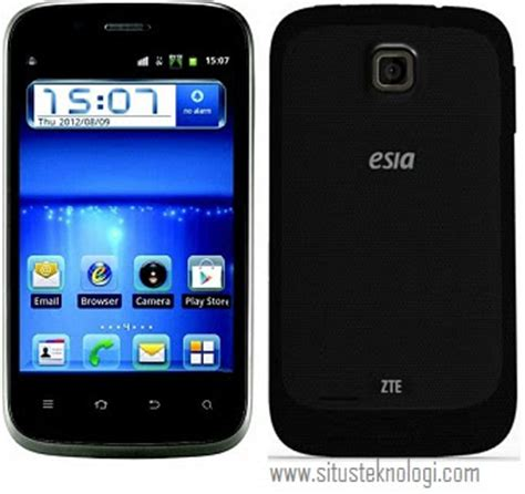 Hp Blackberry Cdma Esia techno site harga hape esia zte n855d dual sim gsm cdma spesifikasi oke banderol miring