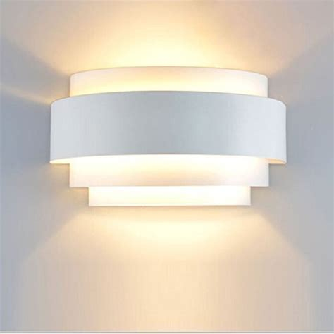 Wandleuchte Up Innen by Lightess Moderne 5w Led Wandleuchte Innen Up Und