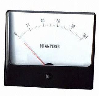Avometer Yang Kecil Macam Macam Alat Ukur Listrik Dan Fungsinya