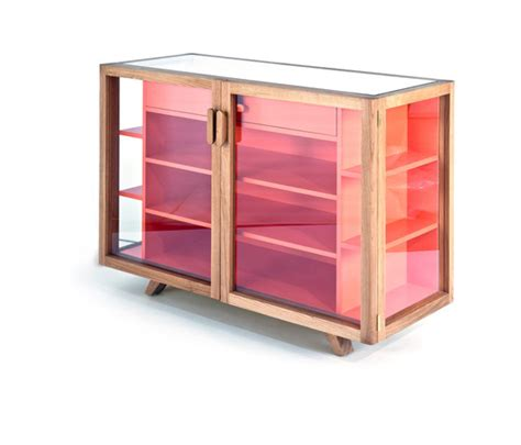 vitrina tall cabinet by hierve case furniture vitrina by case furniture small sideboard tall cabinet