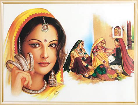 indian painting pictures indian paintings indian colour paintings