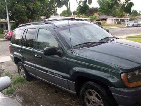 2001 Jeep Grand Laredo Transmission Problems Sell Used 2001 Jeep Grand Laredo Sport Utility 4