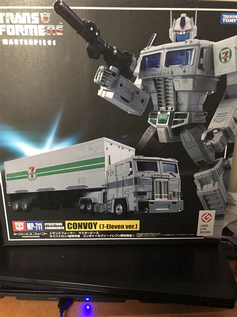 Takara Tomy Transformers Masterpiece Mp 8x Cybertron Commander King Gr takara tomy mp 711 masterpiece convoy 7 11 version in images transformers news tfw2005