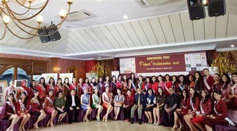Harga Mustika Ratu Malam yuk intip 38 finalis puteri indonesia 2017 siap melaju ke