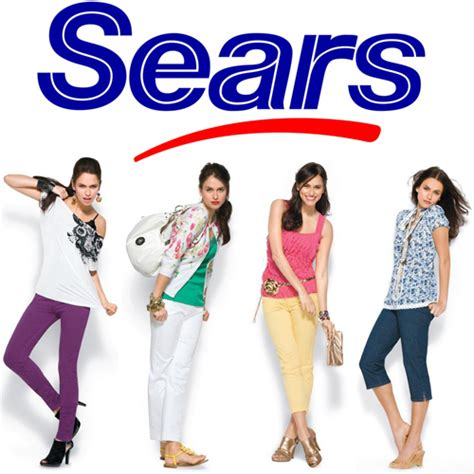 sears clothing ancient lasers
