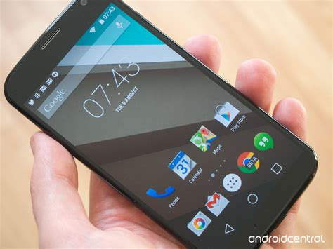moto x 2013 yes the moto x will be updated to android l android central