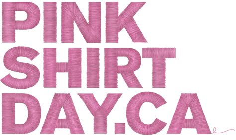 A Day With Pink pink shirt day artee shirt