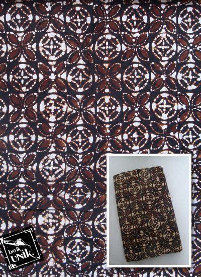 Kain Batik Sarung Batik Katun kain batik cap katun motif sogan kain murah batikunik