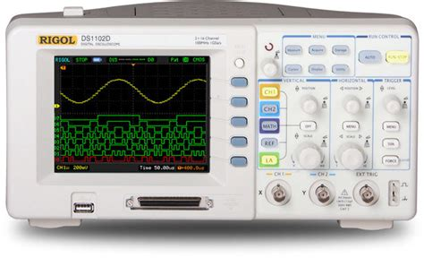 Oscilloskop Digital digital oscilloscopes rigol technologies innovation or nothing