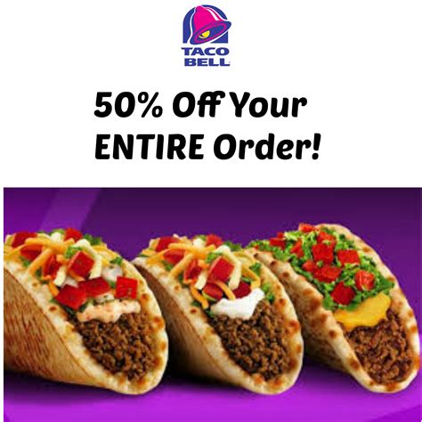 Taco Bell Gift Card Promotion - tacobell coupons the coupons