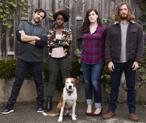 puppy tv show downward tv show on abc cancelled or renewed canceled tv shows tv series finale