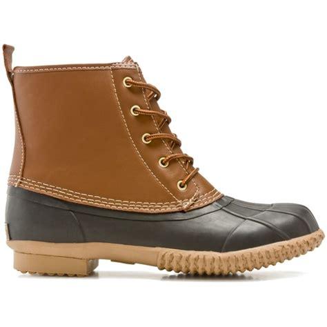 mens sporto boots sporto s weatherproof duck boot black