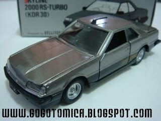 Tomica Godzilla Nissan Skyline 2000 Gt Es Ungu Made In Japan go go tomica august 2009
