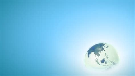 Mba No Business Background by Spinning Globe Seamless Loop Animation Stock Footage