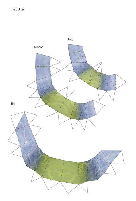 Shark Papercraft - shark papercraft pg 5 by lightcard on deviantart