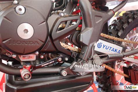 Baru Master Rem Belakang Supra Gtr 150 foto foto detail motor konsep offroad honda calon crf