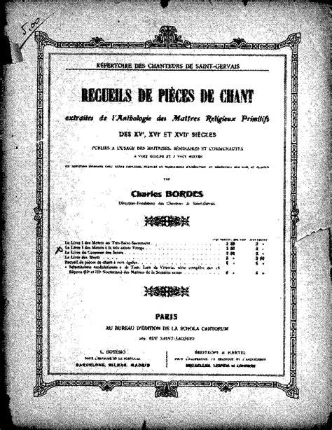 bureau de m騁hode anthologie des ma 238 tres religieux primitifs des xve xvie