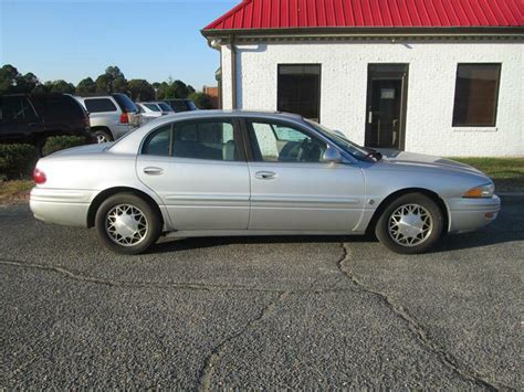 2003 buick lesabre for sale 2003 buick lesabre limited for sale in goldsboro