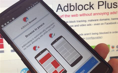 adblock plus for android adblock plus browser for android android entity