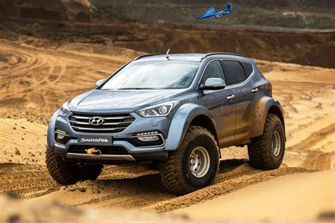 Santa Fe Auto by Hyundai Santa Fe Shackleton Endurance 2017 Review By Car