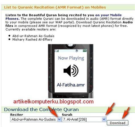 download mp3 alquran gratis untuk hp free download tadarus alquran untuk hp dan pc komputer