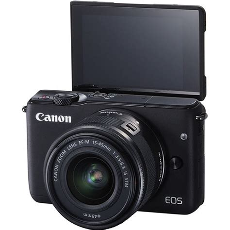 Promo Canon Eos M10 Mirrorless Digital With 15 45mm Paket canon m10 a new entry level mirrorless